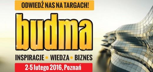 Targi BUDMA 2016