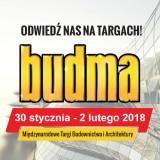 Targi Budma 2018