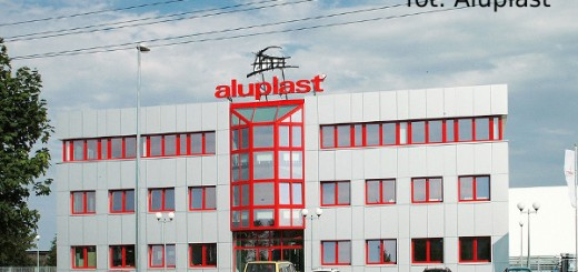 Siedziba Aluplast